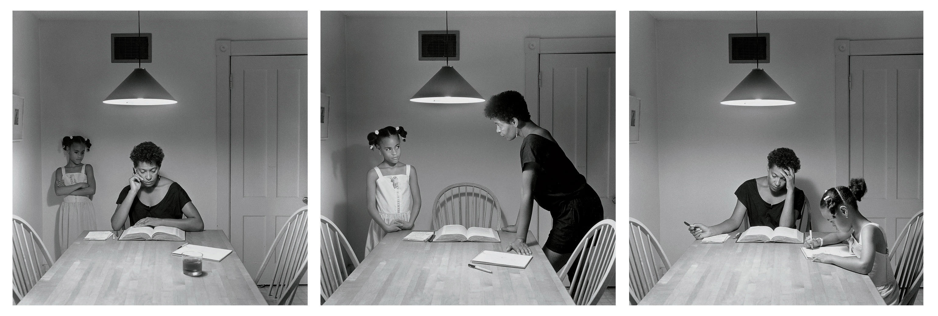 Carrie Mae Weems Kitchen Table Series Carrie mae weems b 1953 untitled 2450 from kitchen table carrie mae weems b 1953 workwithnaturefo