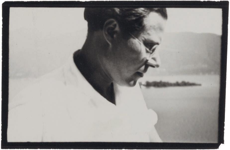 László Moholy-Nagy, Rapallo, c. 1940