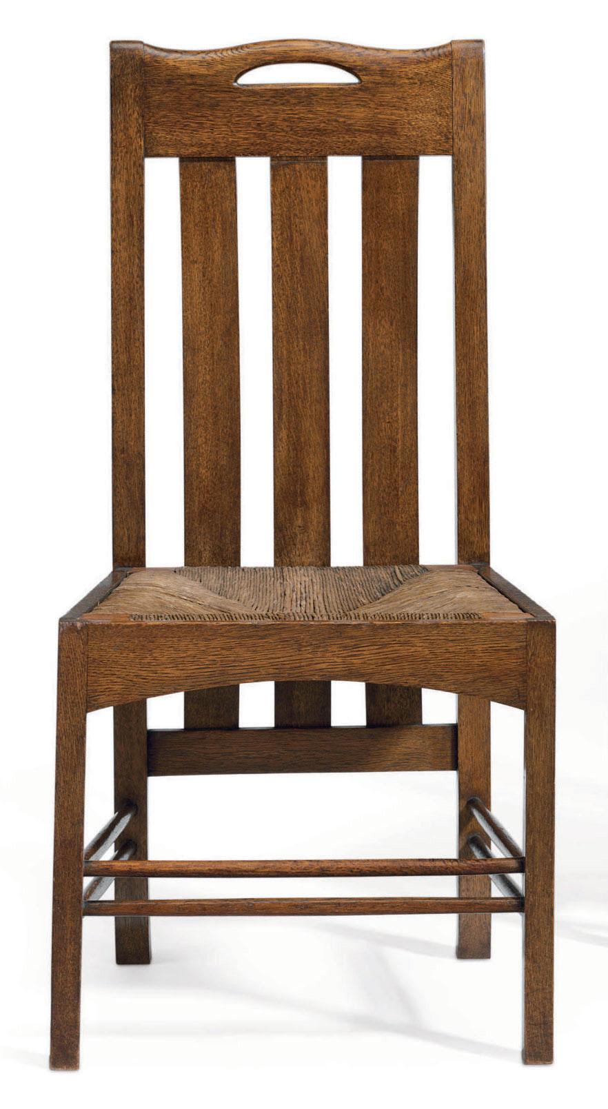 Mackintosh Argyle Street Tea Room Chair