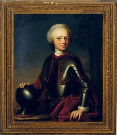 Gerald Jan Palthe (Dutch, 1719
