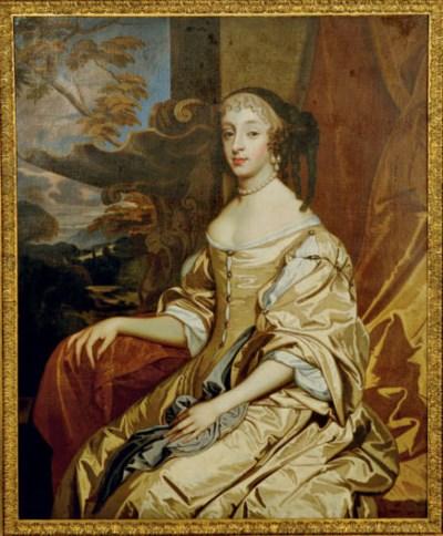 Studio of Sir Peter Lely (Brit