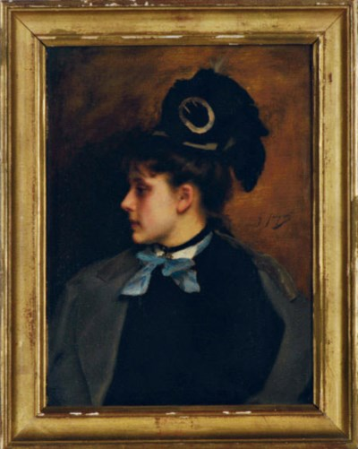Gustave-Jean Jacquet (French,