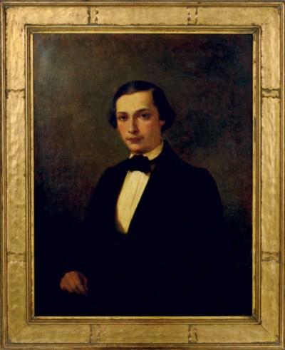 Attilio Baccani (ITALIAN, 19th