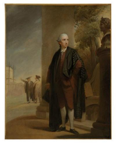 Robert Edge Pine (British, 172