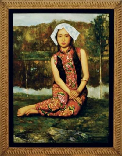 Di Li-Feng (Chinese, b. 1958)