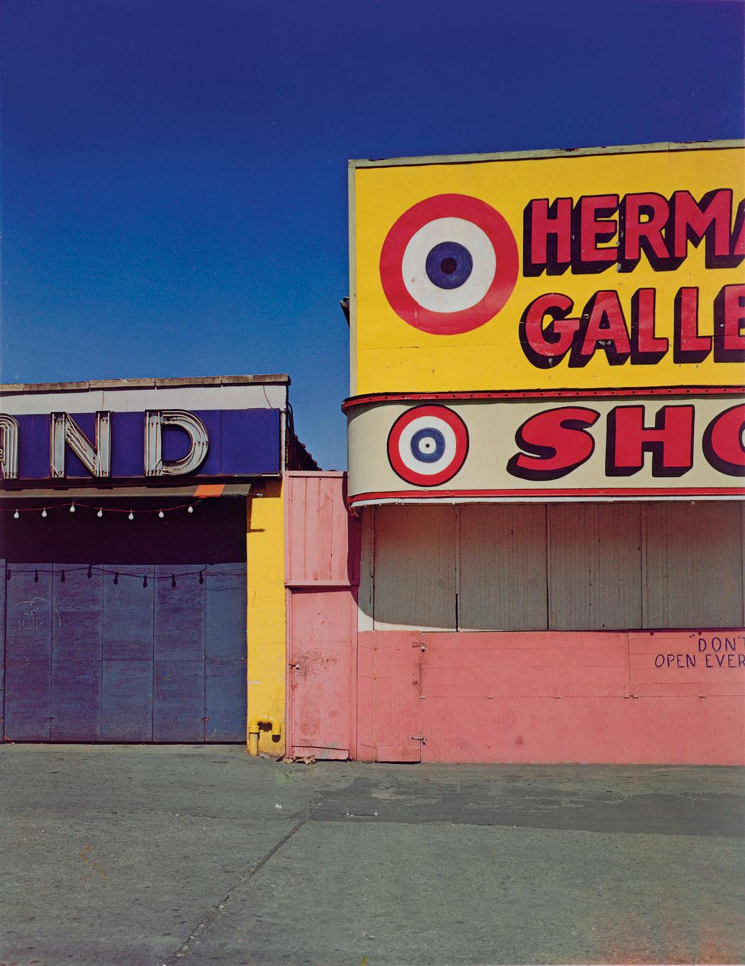 Coney Island, NY, 1967