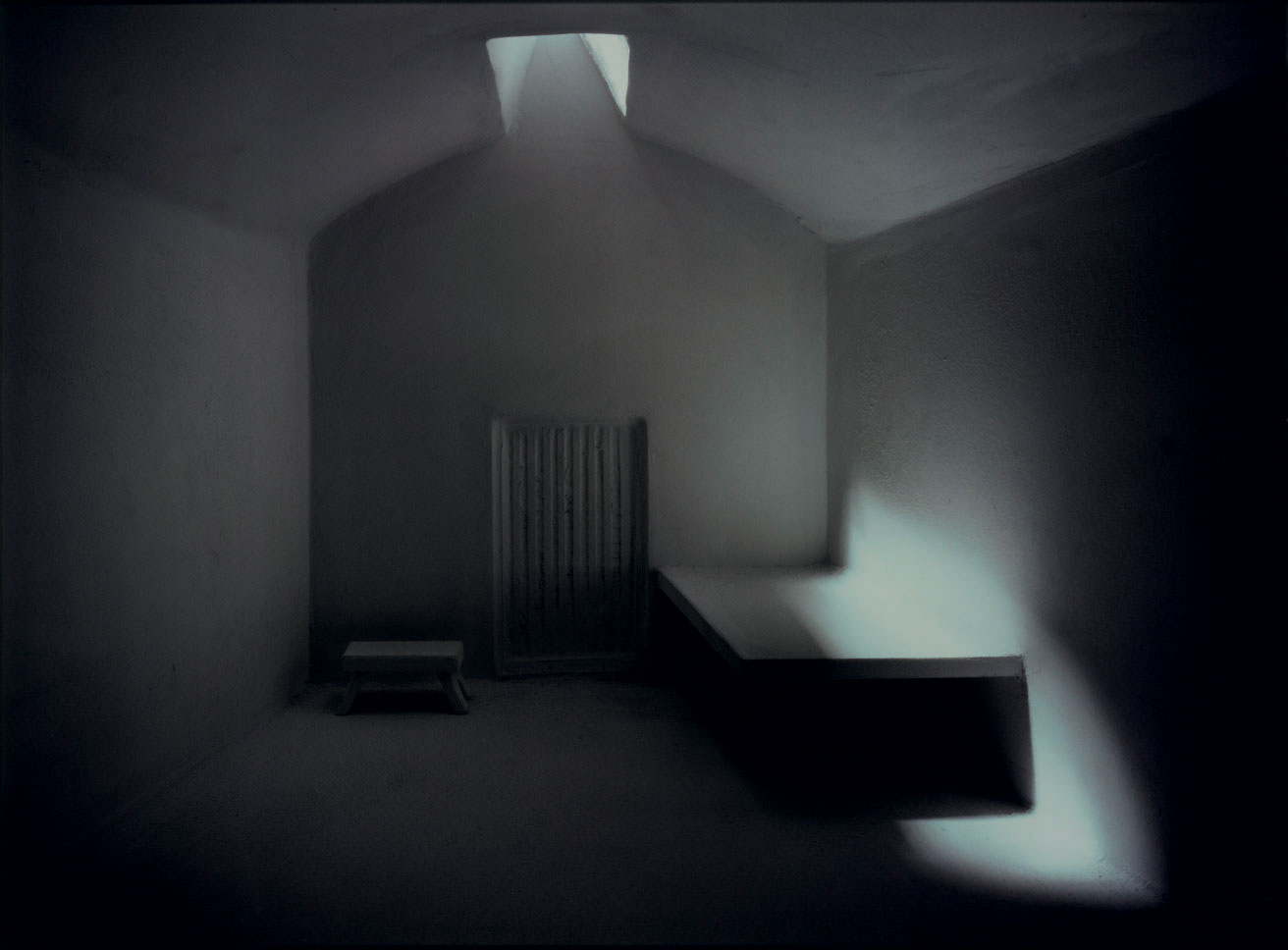 Prison Cell with Skylight, 1993
