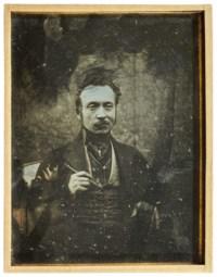 [Self-portrait, probably 1841]