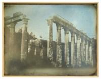 Euromus Temple antique [probably 1843]