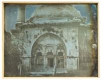 150. Constantinople. 1843. Fontaine pris du T[emple] du Galat