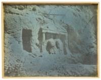 230. Zouk. Syrie. 1844. tombeau.