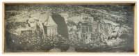 [Jérusalem -- Tombeaux de Zachariah et Bnei Hezir, Vallée Kidron, 1844]