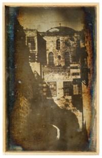 [Jerusalem, Al Wad, rue dans la vieille ville, 1844]