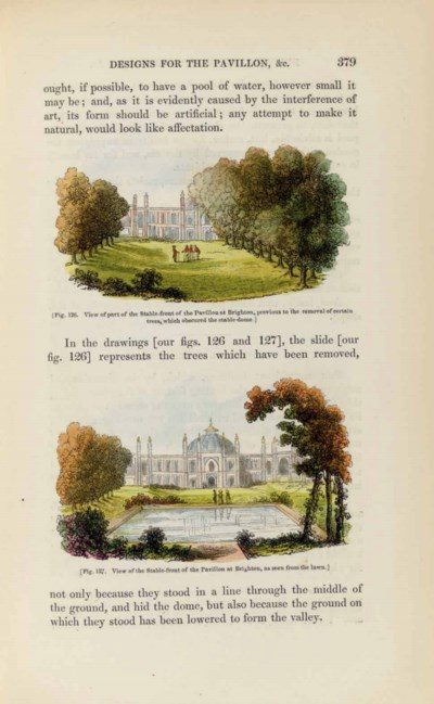 REPTON, Humphry, Sir. The Land