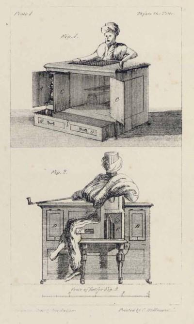 [WILLIS, Rev. Robert (1800-187