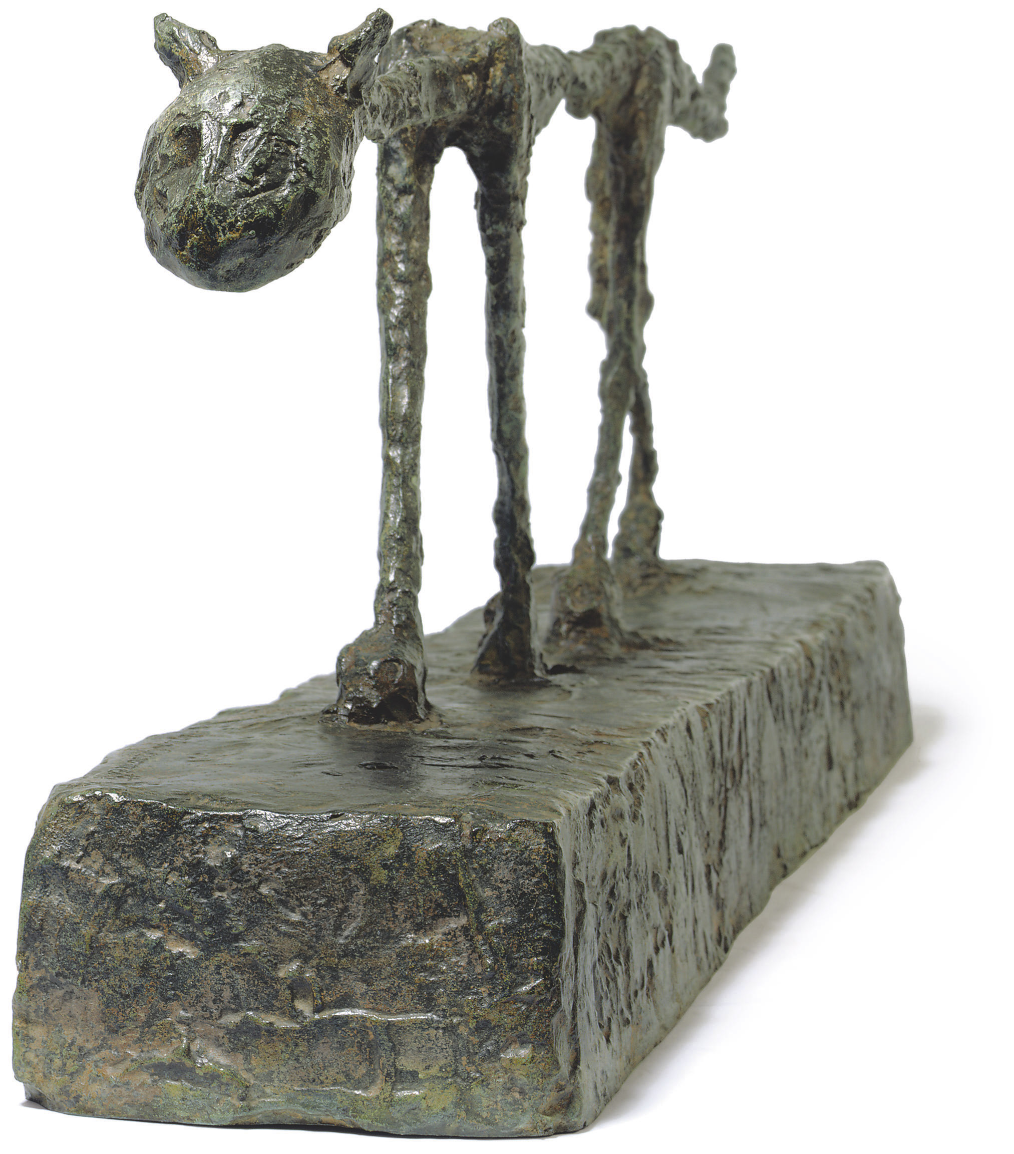97633a5f85e4f Alberto Giacometti (1901-1966) | Le Chat | 20th Century, Sculptures ...