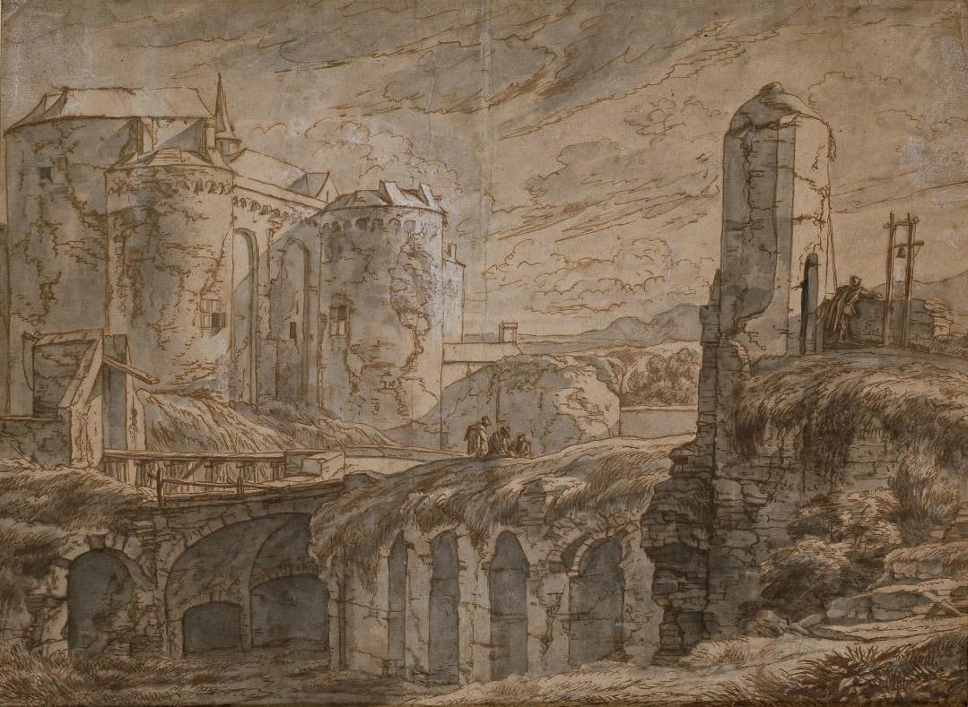 HENDRICH VAN MINDERHOUT (ROTTE