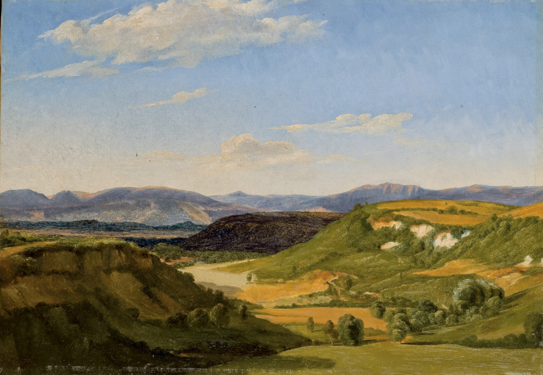 ANDRE GIROUX (PARIS 1801-1879)