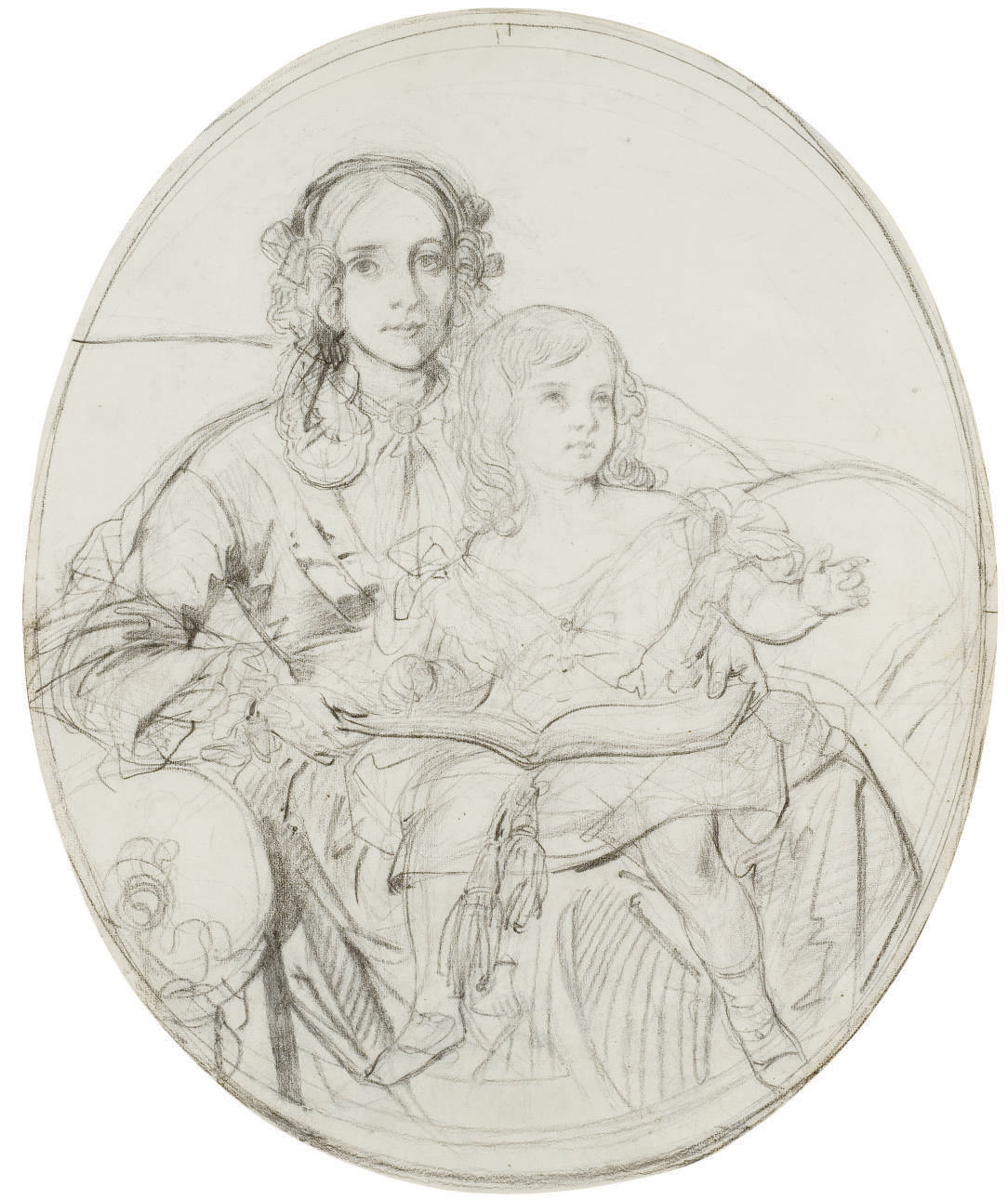 EUGENE DEVERIA (PARIS 1805-186