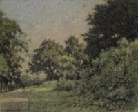 Parc des fortifications d'Auteuil à la Muette