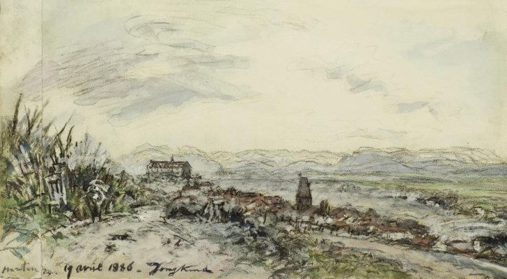 JOHAN BARTHOLD JONGKIND (LATRO