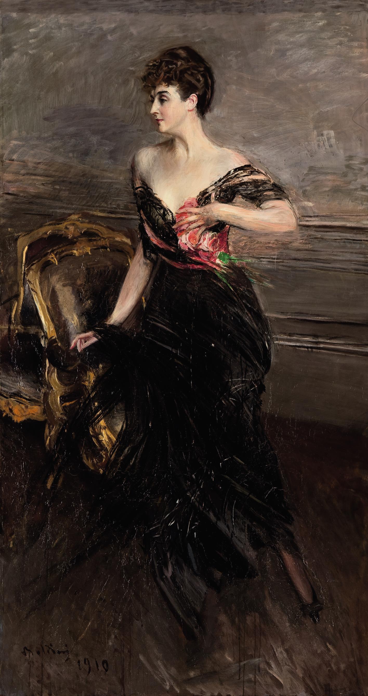 GIOVANNI BOLDINI (FERRARE 1842-1931 PARIS)