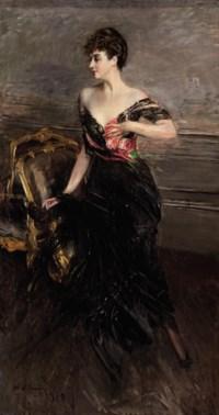 Portrait de la princesse Cécile Murat, Ney d'Elchingen