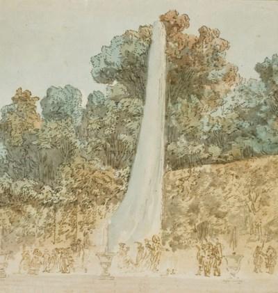 ECOLE FRANCAISE VERS 1795-1800