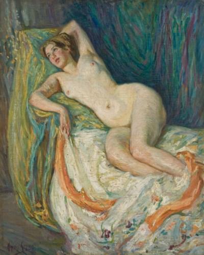 AUGUSTUS KOOPMAN (1869-1914)