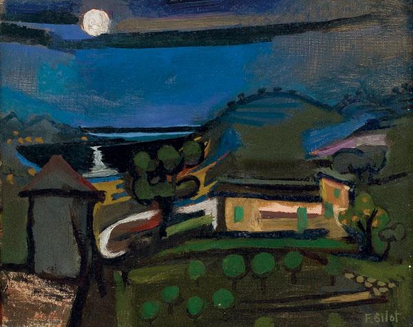 FRANCOISE GILOT (née en 1921)