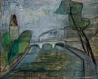 Le pont (et une autre oeuvre)