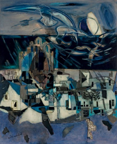 ANDRE MARCHAND (1907-1998)