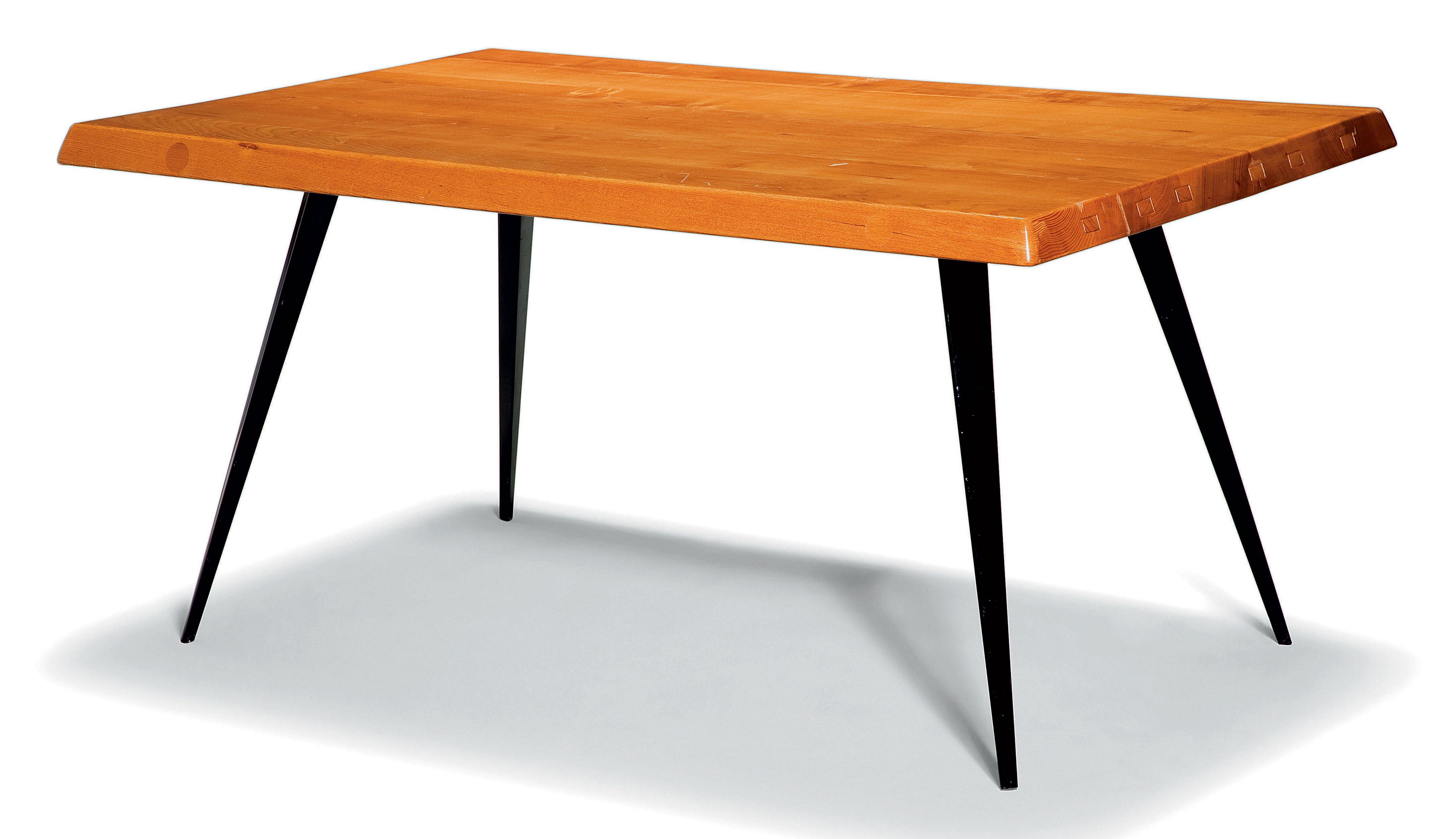 Charlotte perriand 1903 1999 et jean prouve 1901 1984 table de salle a manger edition - Salle de bain charlotte perriand ...