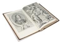 CORNEILLE, Pierre (1606-1684). Le Théâtre. Revu et corrigé par l'autheur. I [-II] partie. Imprimé à Rouen et se vend à Paris: chez Thomas Jolly, 1664.