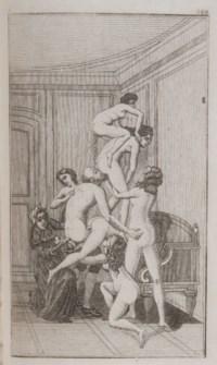SADE, Donatien Alphonse François, marquis de (1740-1814). Histoire de Juliette ou Les Prosperités du vice illustrées de soixante gravures sur acier. En Hollande: 1797 [Bruxelles: ca. 1865].