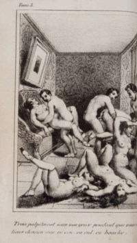 [SADE, Donatien Alphonse François, marquis de (1740-1814)]. La Nouvelle Justine ou Les Malheurs de la vertu. En Hollande: 1797 [Paris: vers 1835].