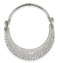 COLLIER DIAMANTS, PAR SUZANNE BELPERRON