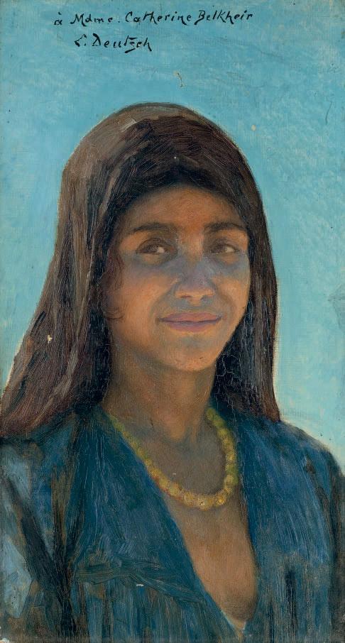 LUDWIG DEUTSCH (AUTRICHIEN, 1855-1935)