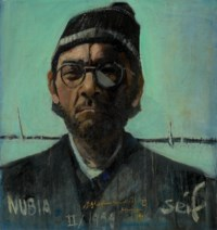 Autoportrait en Nubie
