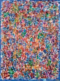 Griffes multicolores