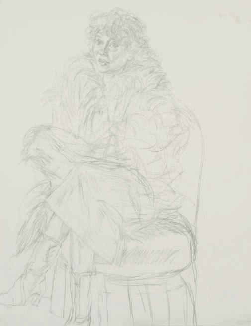 Portrait de Landa Crommelynck