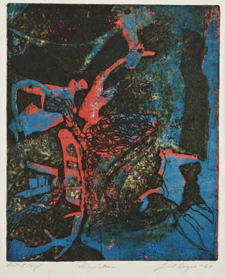 GAIL SINGER (1924-1965)