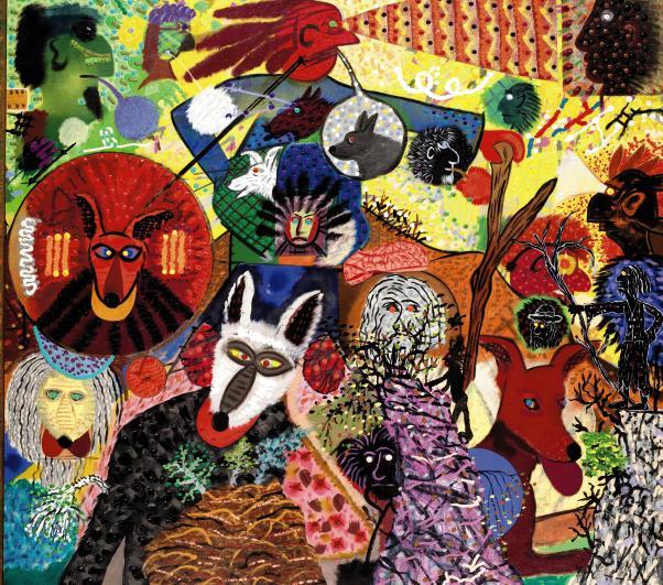 ROY DE FOREST (1930-2007)
