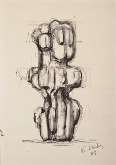 FRANCOIS STAHLY (1911-2006)
