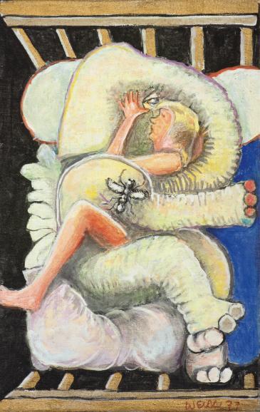 HUGH WEISS (1925-2007)