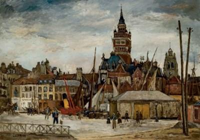 MARCEL FRANCOIS LEPRIN (1891-1