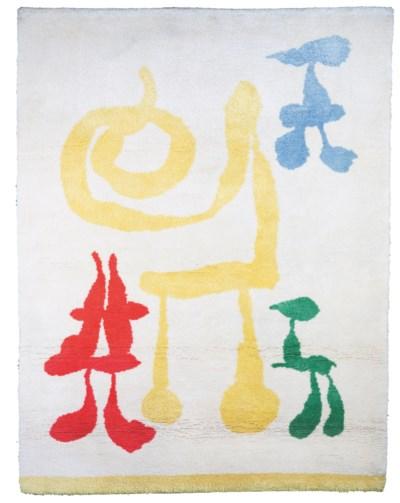 JOAN MIRO (1893-1983) POUR LA
