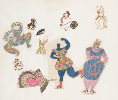 NIKI DE SAINT PHALLE (1930-200