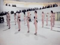 Untitled (Performance, detail, 1998, Solomon R. Guggenheim Museum, New York, NY)
