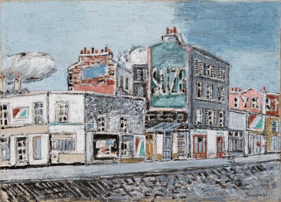 Case al Canal St. Martin
